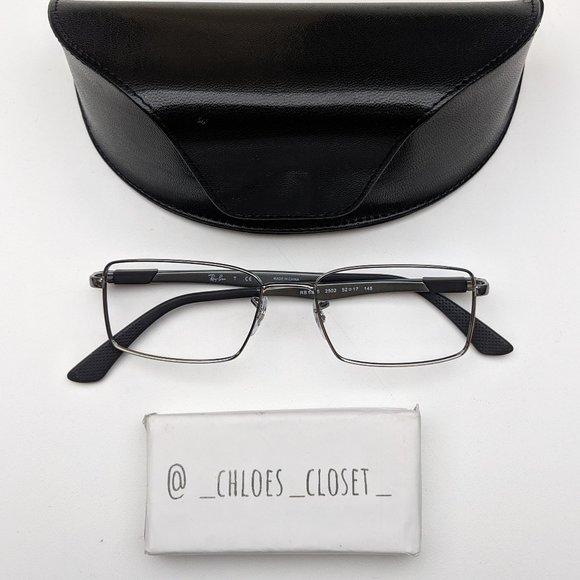 🕶️Ray Ban RB6275 2502 Men's Eyeglasses/PT650🕶️